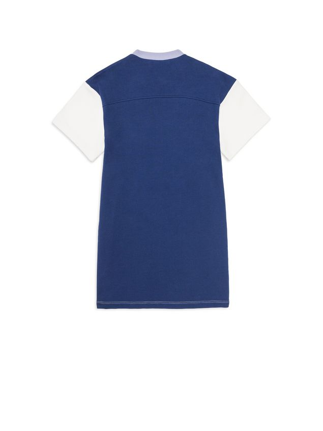 Marni SHORT-SLEEVE DRESS IN FLEECE Woman