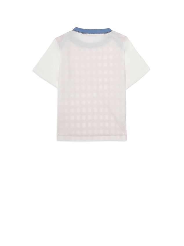 Marni Raglan t-shirt with Ingrid print on the front Woman - 3
