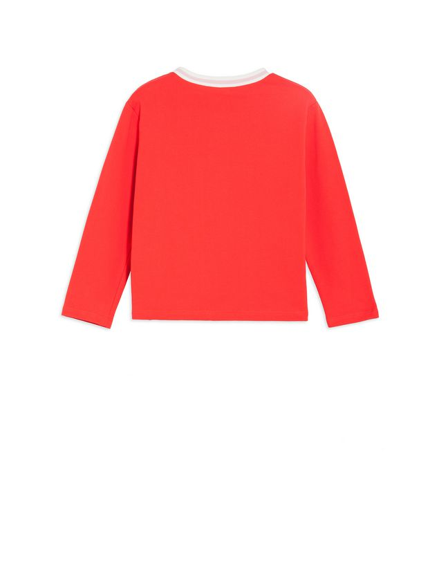 Marni Cotton sweatshirt with ruches Woman - 3