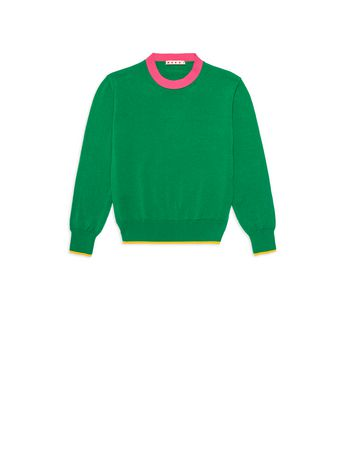 Marni Plain wool knit Woman