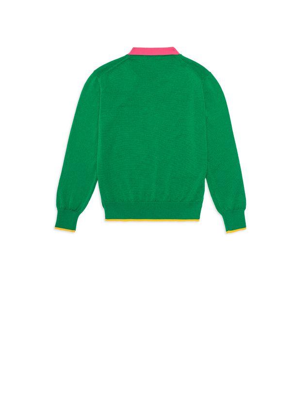 Marni Plain wool knit Woman