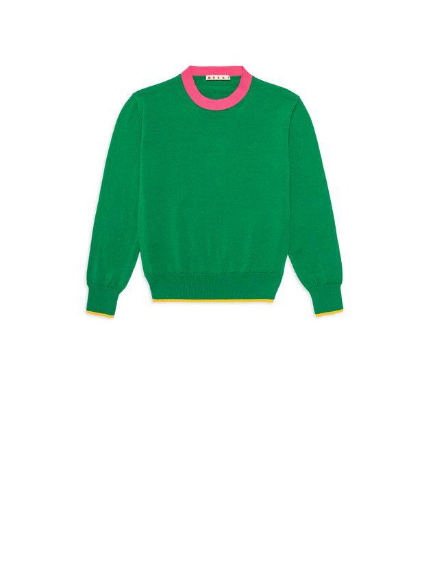 Marni Plain wool knit Woman - 1