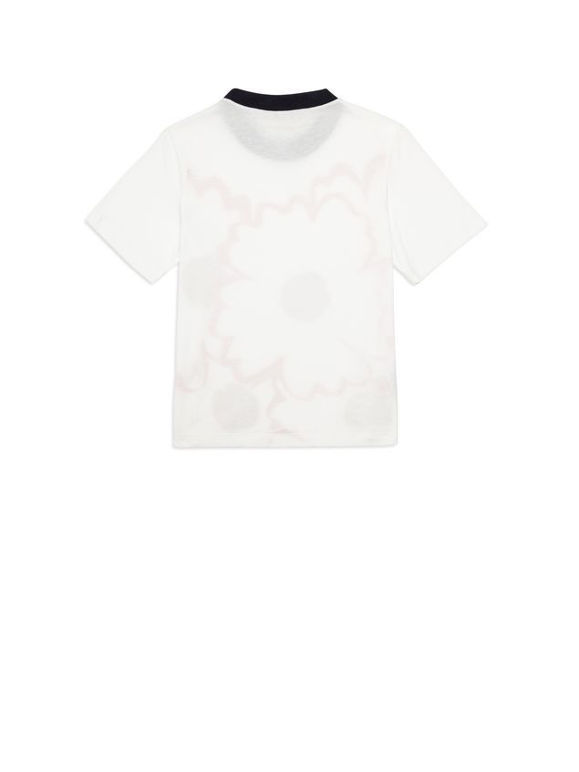 Marni Cotton T-shirt with print Woman - 3
