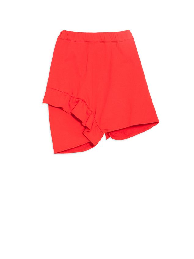 Marni Cotton skirt with ruches Woman - 1