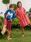 Marni Cotton popeline dress with Ingrid print Woman - 2