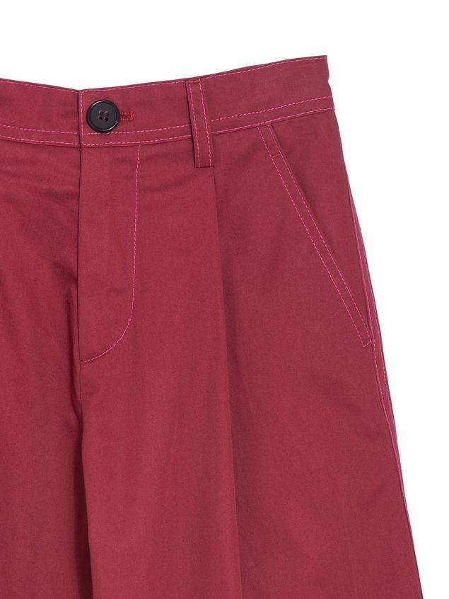 Marni Cotton pants   Woman - 4