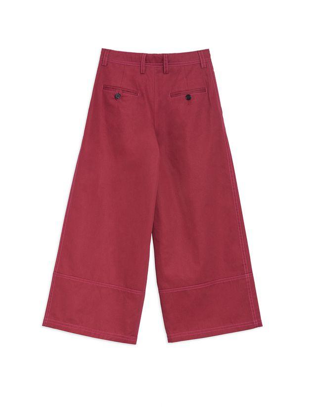 Marni Cotton pants   Woman - 3