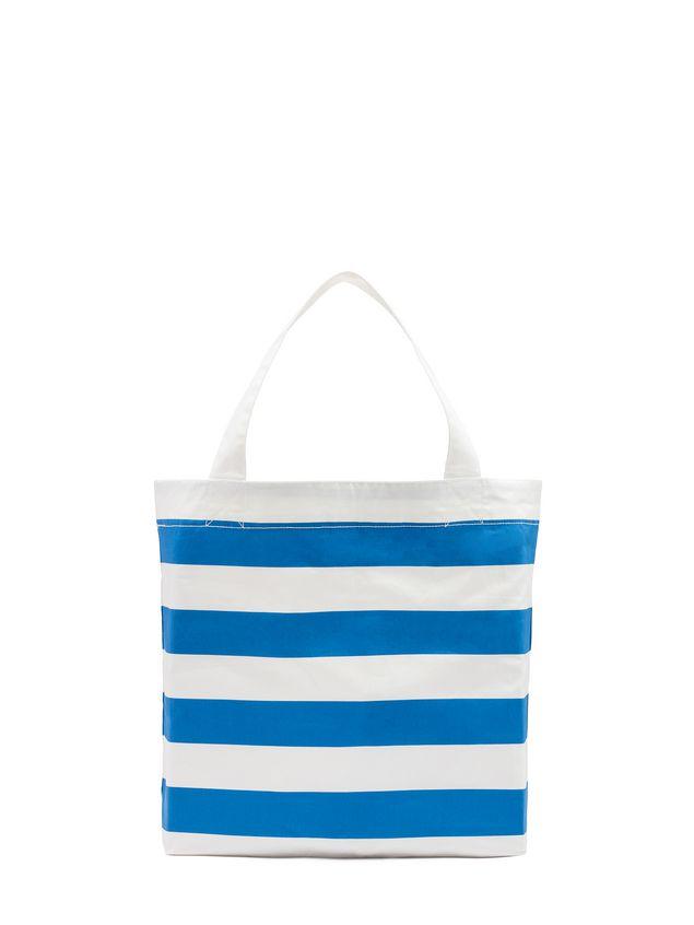 Marni Bag in cotton Color Block Woman - 3