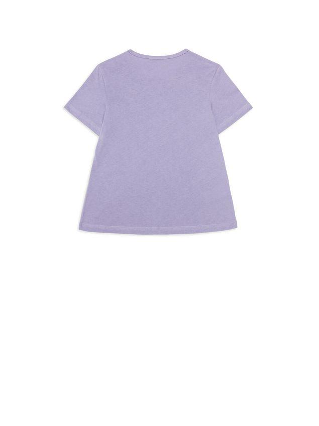 Marni  コットンTシャツ コントラスティングカラーポケット付き レディース