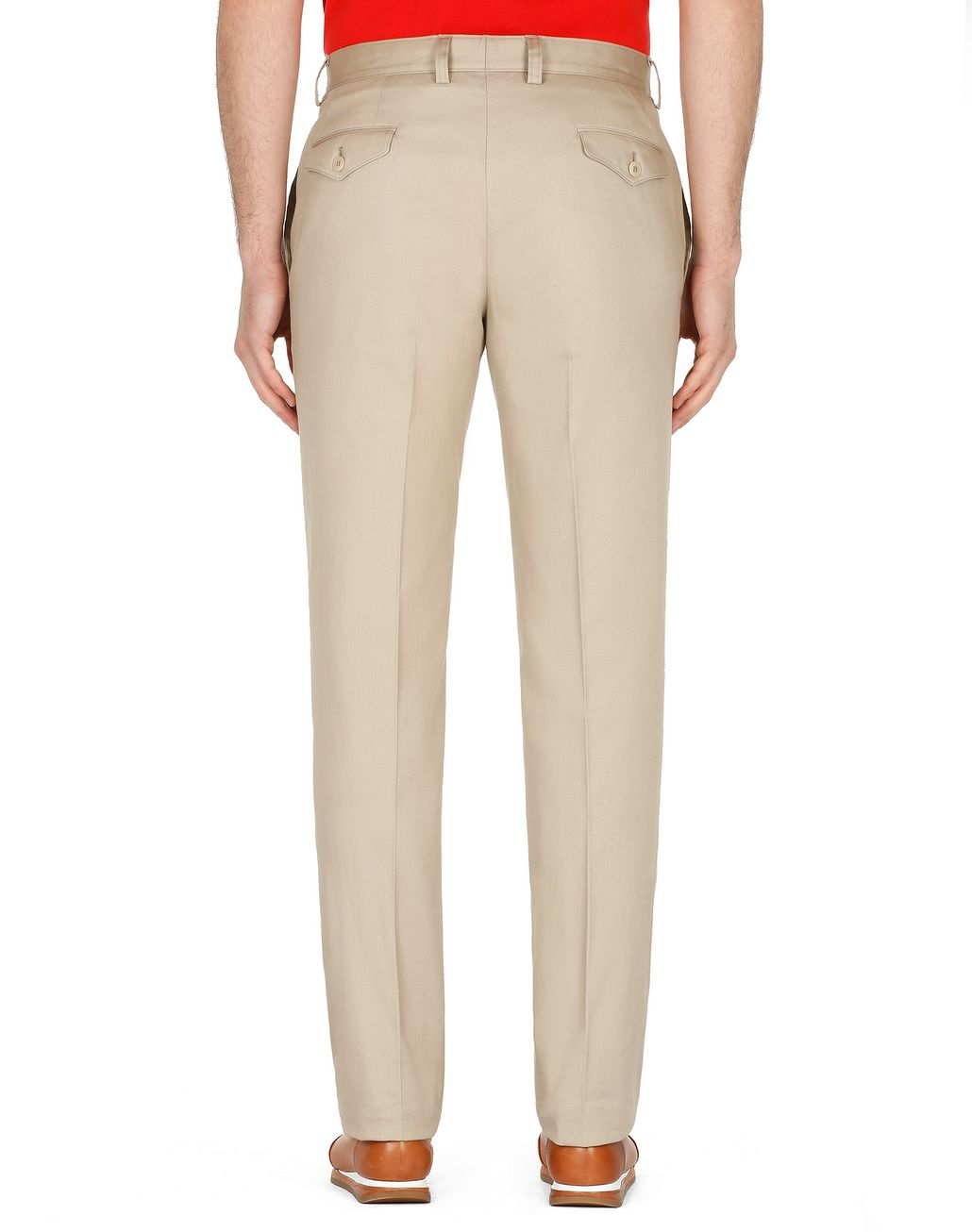 BRIONI Beige Trousers Trousers Man d