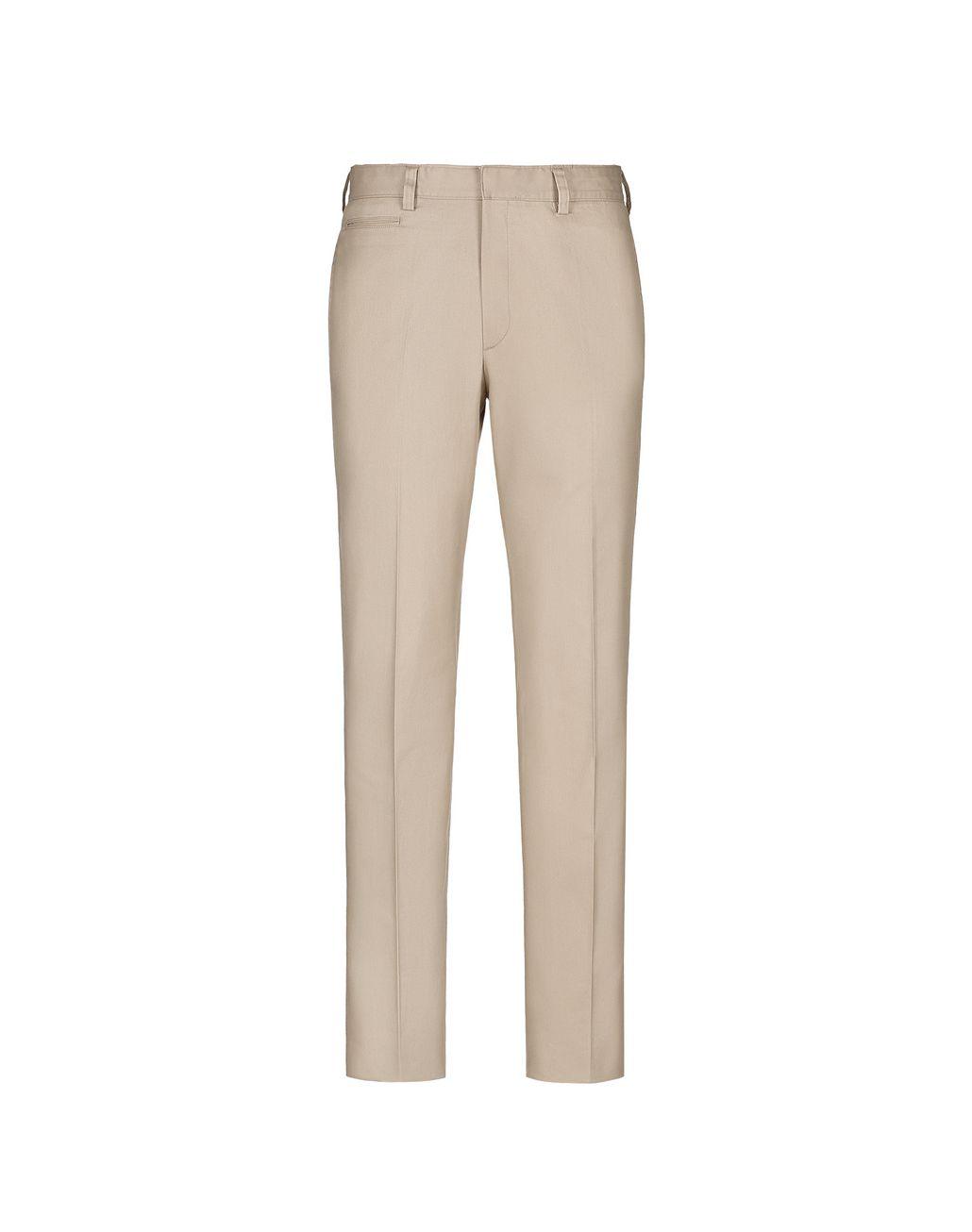 BRIONI Бежевые брюки Брюки [*** pickupInStoreShippingNotGuaranteed_info ***] f