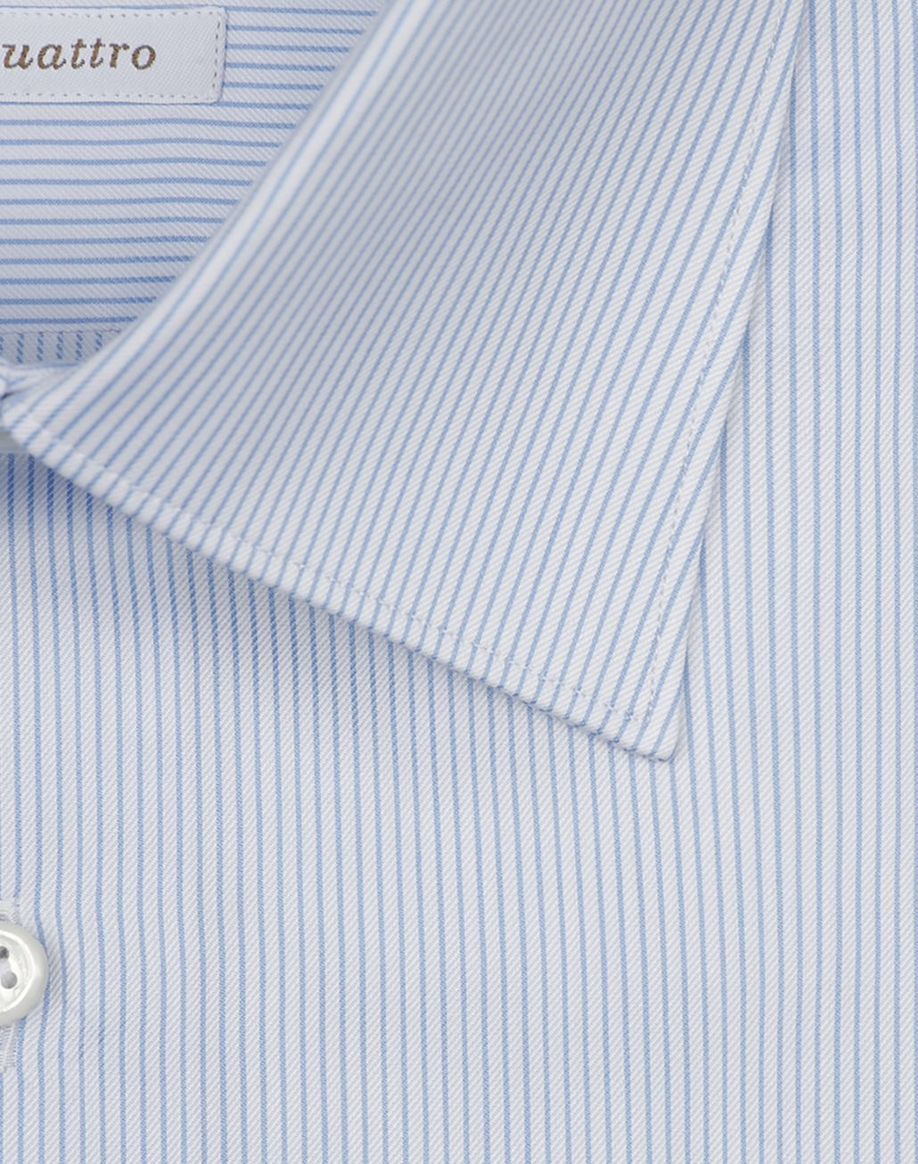 BRIONI Light Blue and White Striped Shirt Formal shirt [*** pickupInStoreShippingNotGuaranteed_info ***] e