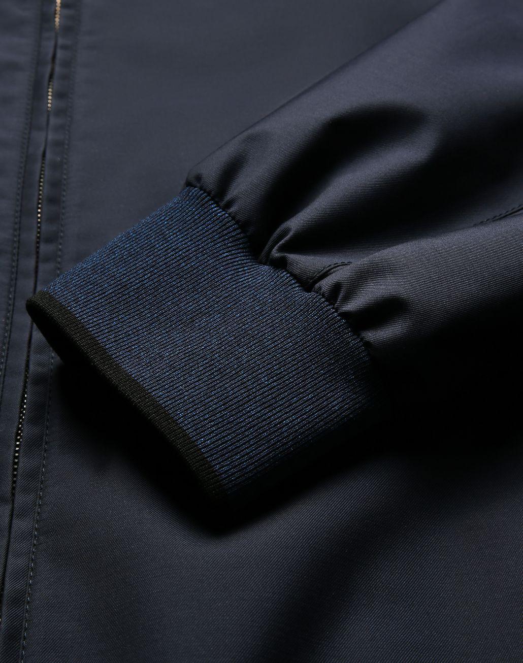 BRIONI Тёмно-синий блузон Верхняя одежда [*** pickupInStoreShippingNotGuaranteed_info ***] a