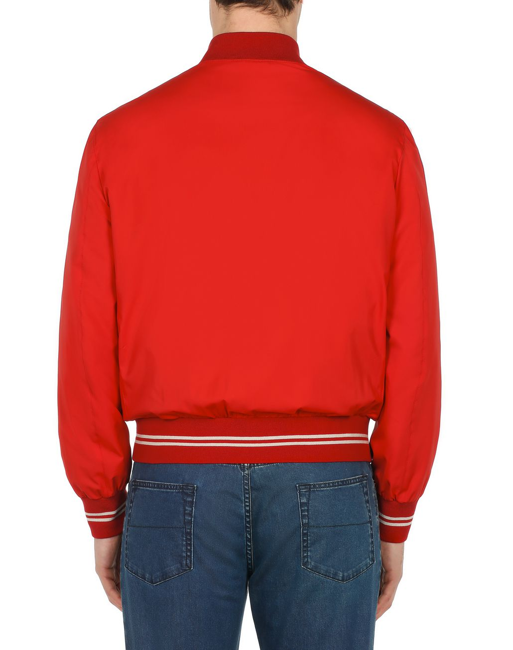 BRIONI Red Blouson Outerwear [*** pickupInStoreShippingNotGuaranteed_info ***] d