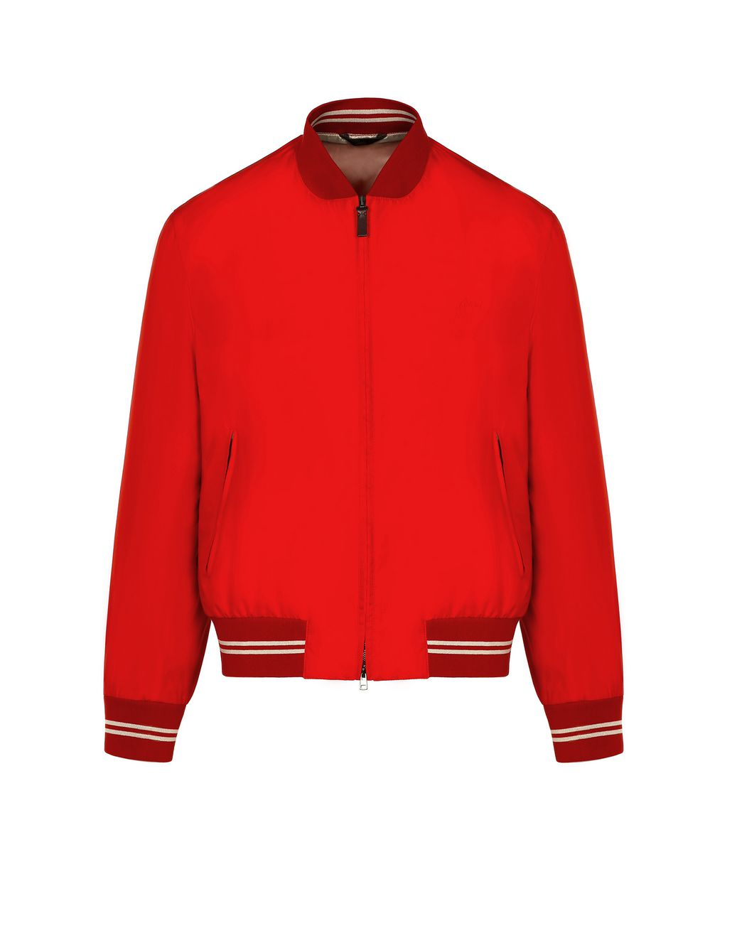 BRIONI Red Blouson Outerwear Man f