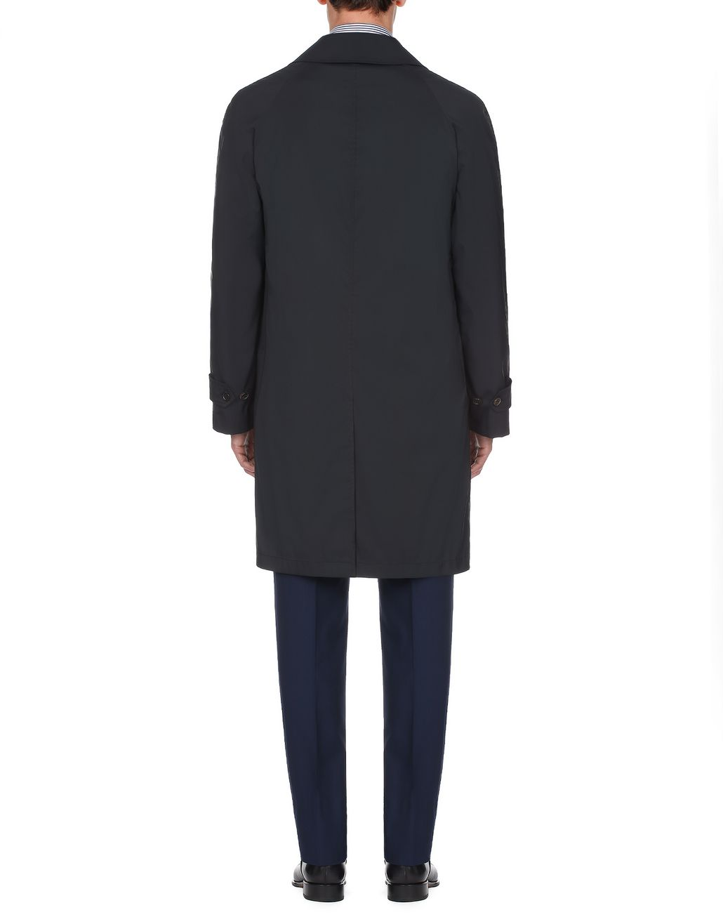 BRIONI Black Foldable Car Coat Outerwear [*** pickupInStoreShippingNotGuaranteed_info ***] d