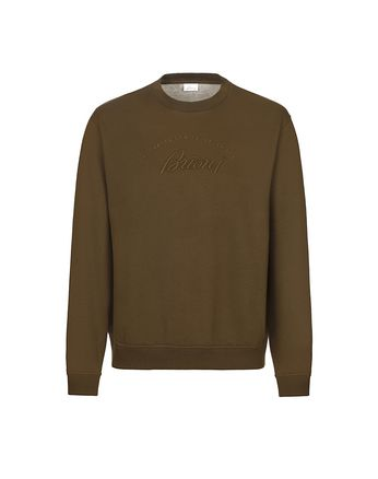 Green Brioni Sweatshirt