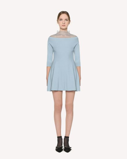 REDValentino Short dress Woman RR3KDA16VWR 198 f