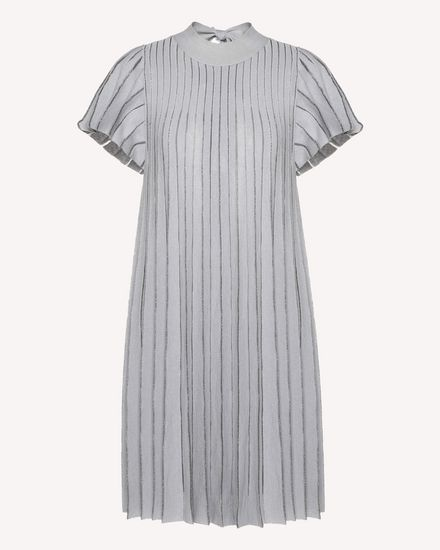 REDValentino Knit Dress Woman RR3KDA17AIE 198 a
