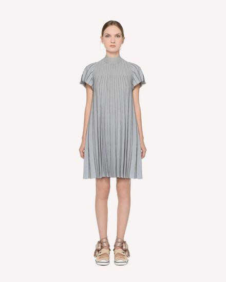 REDValentino Knit Dress Woman RR3KDA17AIE 198 f
