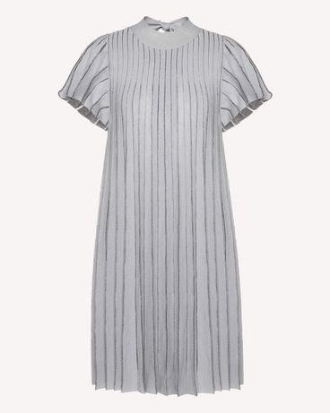 REDValentino RR3KDA17AIE 198 Knit Dress Woman a