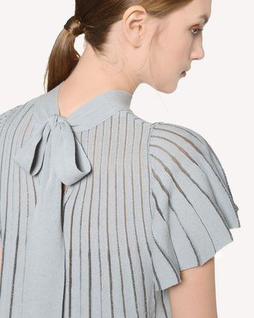 REDValentino RR3KDA17AIE 198 Knit Dresses_NONUSARE Woman e