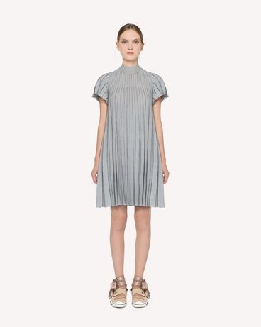 REDValentino RR3KDA17AIE 198 Knit Dress Woman f