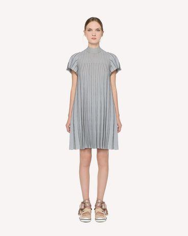 REDValentino RR3KDA17AIE 198 Knit Dresses_NONUSARE Woman f