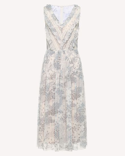 REDValentino Long dress Woman RR3VAD15ZAJ GZ7 a
