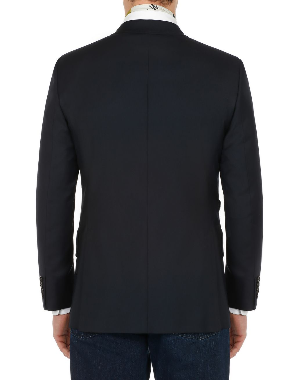 BRIONI Navy Blue Travel Jacket Jackets [*** pickupInStoreShippingNotGuaranteed_info ***] d