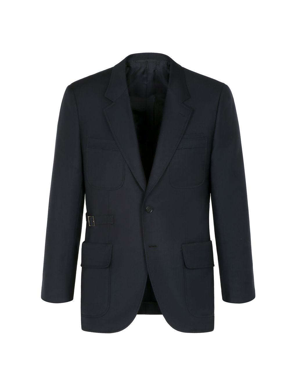 BRIONI Navy Blue Travel Jacket Jackets Man f