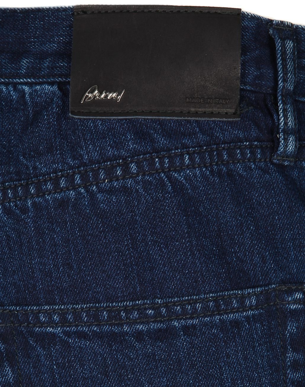 BRIONI Dark Blue Corvara Jeans Denim [*** pickupInStoreShippingNotGuaranteed_info ***] a
