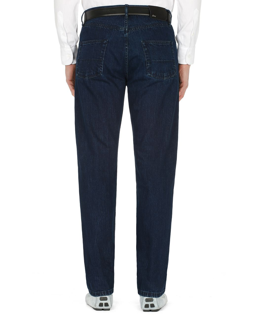 BRIONI Dark Blue Corvara Jeans Denim [*** pickupInStoreShippingNotGuaranteed_info ***] d