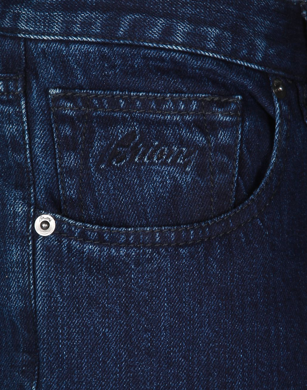 BRIONI Dark Blue Corvara Jeans Denim [*** pickupInStoreShippingNotGuaranteed_info ***] e