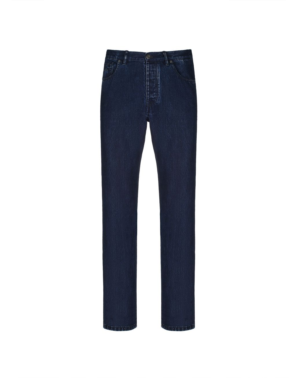 BRIONI Dark Blue Corvara Jeans Denim Man f
