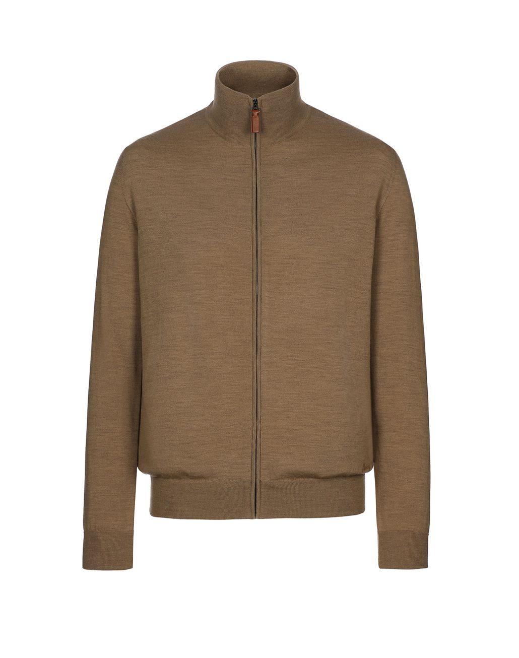 BRIONI Beige Zipped Jumper Knitwear [*** pickupInStoreShippingNotGuaranteed_info ***] f