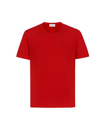 Red Logoed T-Shirt