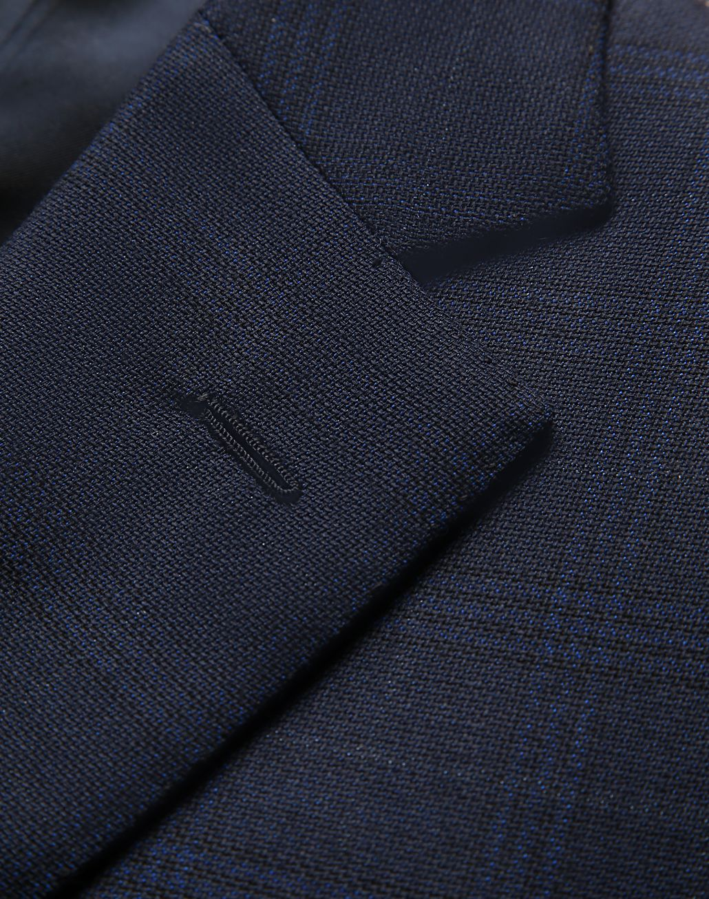 BRIONI Navy Blue Ravello Jacket Jackets Man e