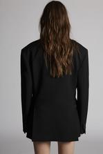 DSQUARED2 Wool cady 80'S Man Blazer Blazer Woman