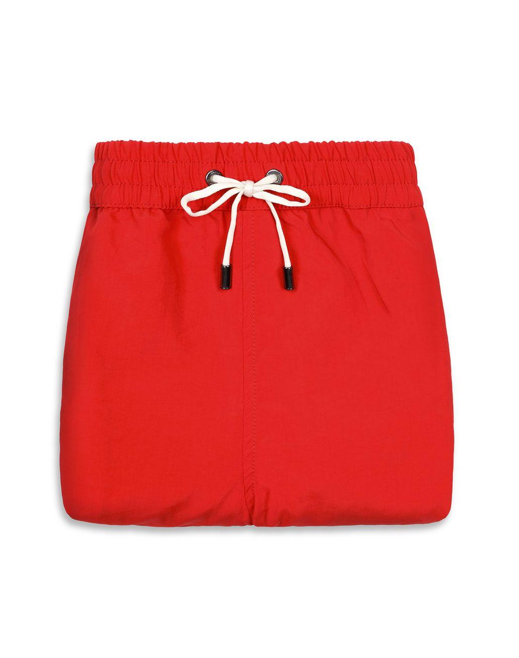 BRIONI Red Short Swims Short Beachwear Man r