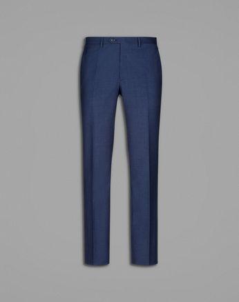 Blue Tigullio Trousers