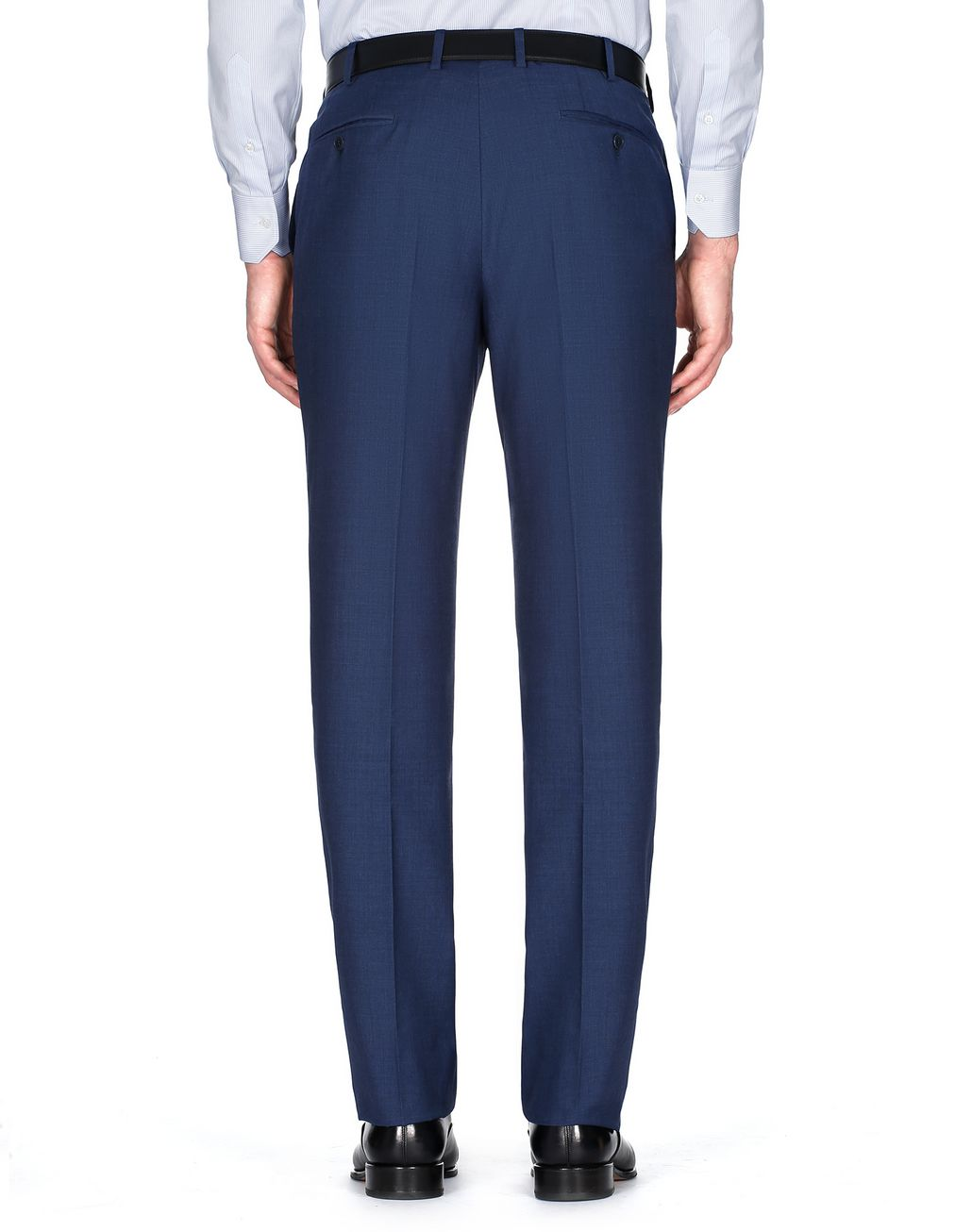 BRIONI Blue Tigullio Pants Trousers [*** pickupInStoreShippingNotGuaranteed_info ***] d