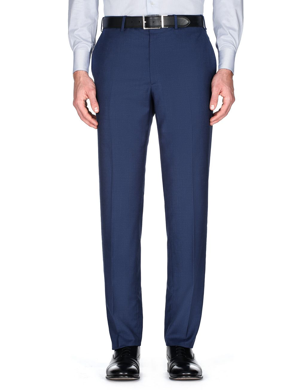 BRIONI Blue Tigullio Pants Trousers [*** pickupInStoreShippingNotGuaranteed_info ***] r