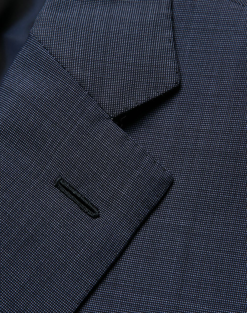 BRIONI Navy Blue Micro Grisaille Brunico Suit Suits & Jackets [*** pickupInStoreShippingNotGuaranteed_info ***] e