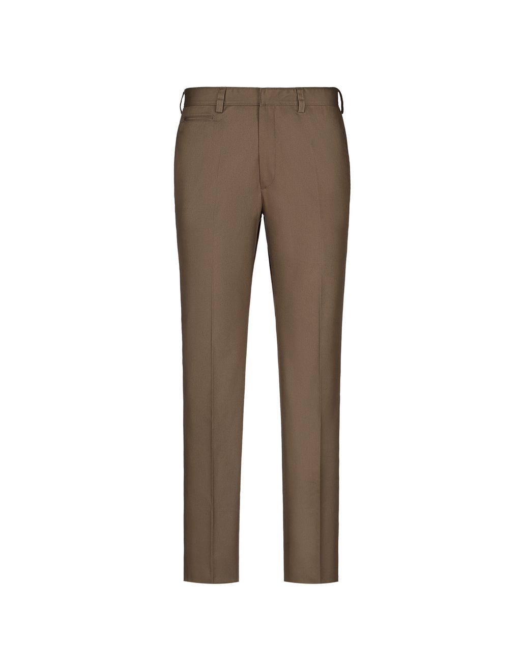 BRIONI Green Trousers Trousers Man f