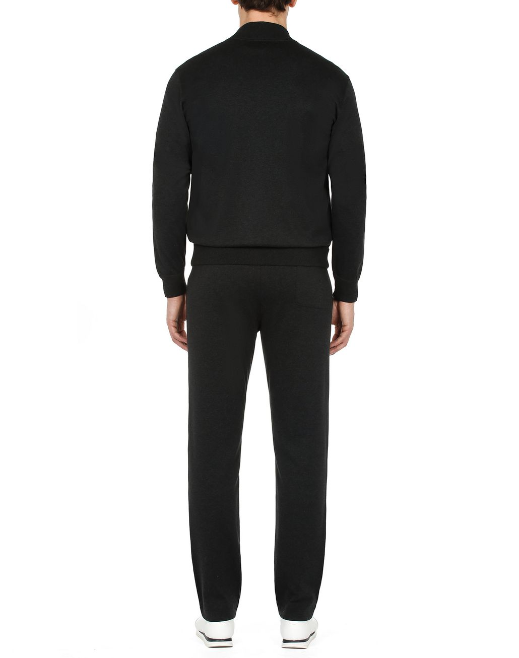 BRIONI Grey Sweatshirt Knitwear Man d