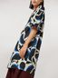 Marni Cotton dress Teardrop print Woman - 5