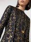 Marni Floral jacquard crew neck dress Woman - 4