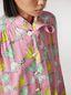 Marni Vestido de sablé de viscosa con estampado Prelude de Bruno Bozzetto Mujer - 5