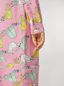 Marni Vestido de sablé de viscosa con estampado Prelude de Bruno Bozzetto Mujer - 4